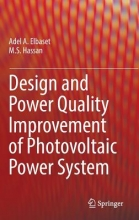 Elbase Mohamed, Adel A. Power Quality Improvement of Photovoltaic Power System