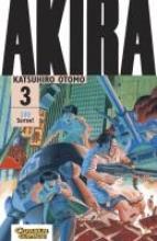 Otomo, Katsuhiro Akira 03. Original-Edition