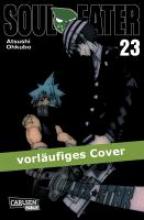 Ohkubo, Atsushi Soul Eater 23