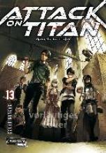Isayama, Hajime Attack on Titan 13