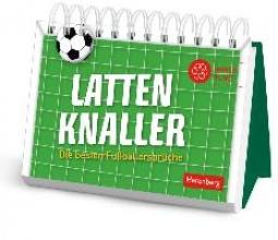 Heibel, Marco Die besten Fußballersprüche Geschenkbuch