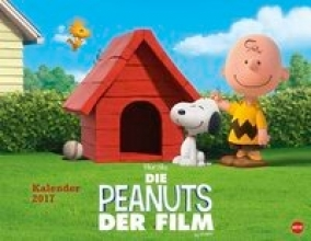 Peanuts - Der Film Posterkalender - Kalender 2017