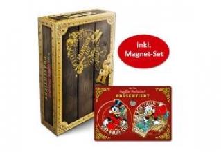 Disney, Walt Lustiges Taschenbuch prsentiert Onkel Dagoberts Schatztruhe Box