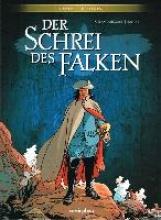 Pellerin, Patrice Der Schrei des Falken - Gesamtausgabe 02