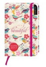 myNOTES: Life is Beautiful 2017 Taschenkalender