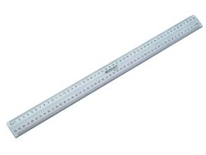 , snijliniaal Westcott 50cm met anti-slip