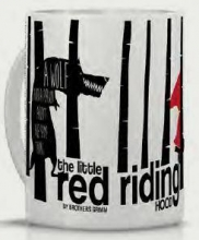 The Little Red Riding Hood (Mug)