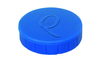 , Magneet Quantore 32mm 800gram blauw 10stuks