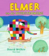 David  McKee Elmer en de overstroming