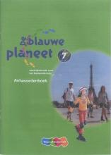 Anton  Bakker, Roger  Baltus, Annemarie van den Brink, De Blauwe Planeet Groep 7 Antwoordenboek