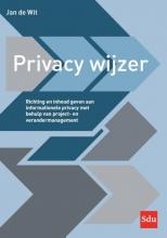 Jan de Wit , Privacy wijzer