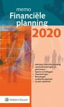 J.E. van den Berg , Memo Financiële planning 2020