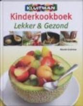 Deborah  Lock, Nicola  Graimes Kinderkookboek Lekker en gezond Zelf kweken
