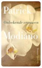 Patrick  Modiano Onbekende vrouwen