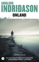 Arnaldur Indridason , Onland