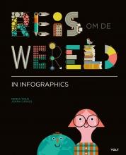 Joana Casals Mireia Trius, Reis om de wereld in infographics