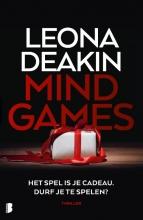 Leona  Deakin , Mind games