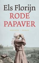Els  Florijn Rode papaver