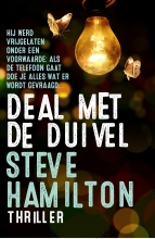 Steve  Hamilton Deal met de duivel