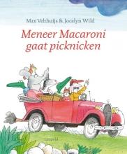 Max  Velthuijs Meneer Macaroni gaat picknicken