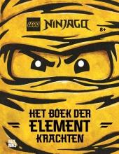 Lego Books , LEGO NINJAGO - Het Boek der Elementkrachten