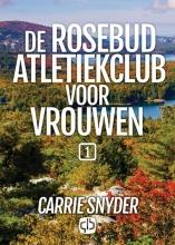 Carrie  Snyder De Rosebud Atletiekclub voor vrouwen