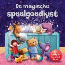 Melanie  Joyce De magische speelgoedkist