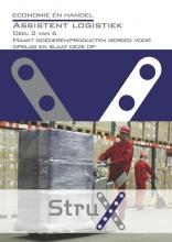 Marien  Kempeneers StruX Assistent logistiek - deel 2 van 6 - Maakt goederen/producten gereed voor opslag en slaat deze op