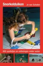 Jo van Schalen , Snorkelduiken