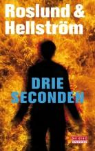 Anders  Roslund, Börge  Hellström Drie seconden
