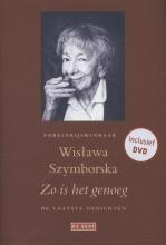 Wislawa  Szymborska Zo is het genoeg