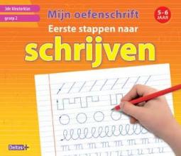 Oefenschrift voorbereidend schrijven 5-6 jaar