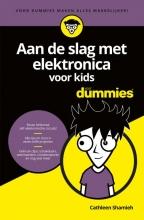 Cathleen  Shamieh Aan de slag met elektronica voor kids voor Dummies
