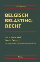 Bruno Peeters Jos J. Couturier, Belgisch belastingrecht