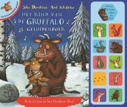 Julia  Donaldson Het kind van de Gruffalo geluidenboek
