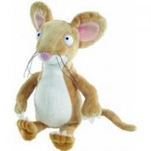 Muis van Gruffalo knuffel 18 cm (3 exemplaren in verpakking)