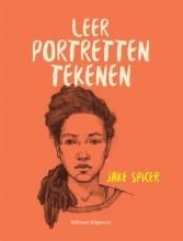 Jake Spicer , Leer portretten tekenen