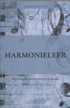 Hennie Schouten , Harmonieleer