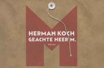 Herman  Koch Geachte heer M. DL