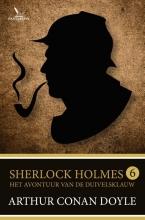 Arthur Conan Doyle , Het avontuur van de duivelsklauw