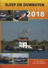 W. van Heck, A.M. van Zanten Sleep en Duwboten 2018
