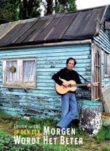 J.P. den Tex Morgen wordt het beter. Boek + CD