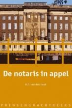 H.F. van den Haak , De notaris in appel