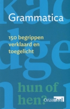 Genootschap Onze Taal Grammatica