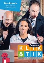 Anne-Lies Schrijvers-van de Peppel Bregje van Oel, Klik & Tik. Veilig online
