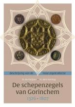 H. den Hertog B. de Keijzer, De schepenzegels van Gorinchem (1326-1807)
