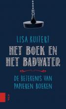 Lisa Kuitert , Het boek en het badwater