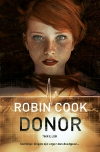 Robin  Cook Donor
