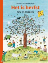 Rotraut Susanne  Berner Kijk- en zoekboek - Het is herfst