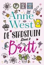Anne West , , Britt